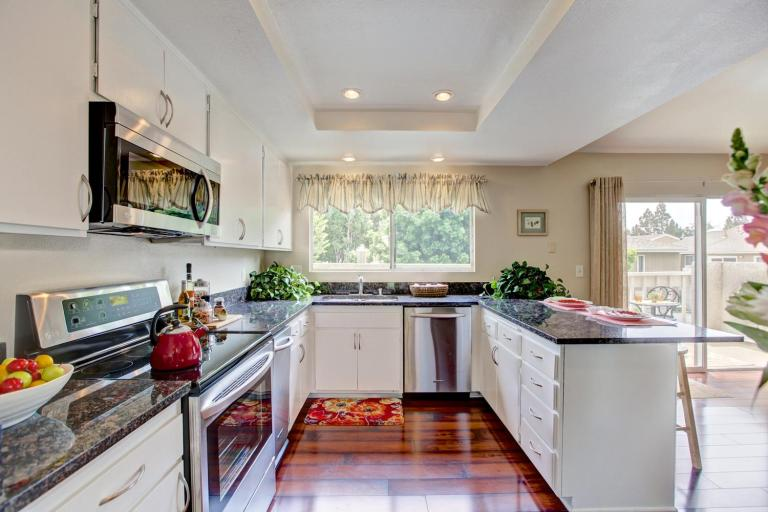 Village Creek Kitchen Remodeled