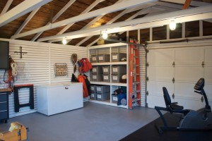 Give Your Garage a Makeover