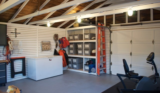 Love Your Garage – Give It a Makeover