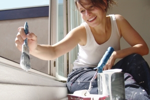 fixing and painting your home