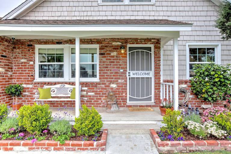 Indian Village Home Curb Appeal