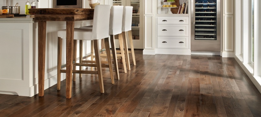 Updating with Wood Flooring in Your Home