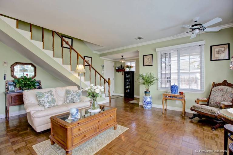 Home Beautifully Re-Staged to Appeal to More Buyers