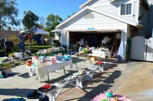 Orange County Garage Sale