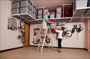 Store Items in Your Garage