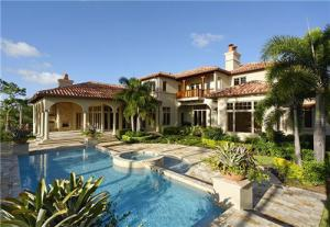 Nice Orange County pool Home