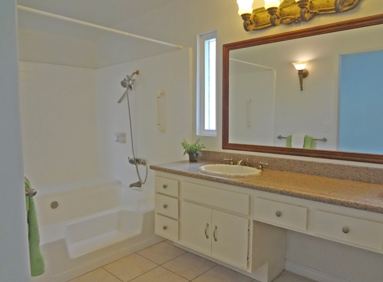 Remodel Project in Costa Mesa Village Creek Bath old1