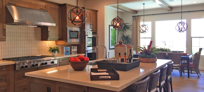 Previewing Homes in Rancho MissionViejo