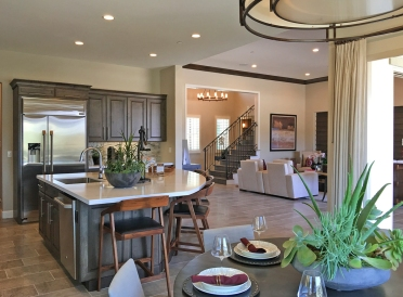 Alondra Model Home Great Room Rancho Mission Viejo