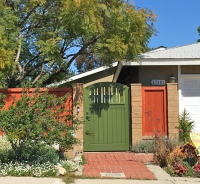 Water Wise garden Mission Viejo Home