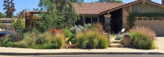 Mission Viejo Home with Beautiful Water-Wise Landscaping
