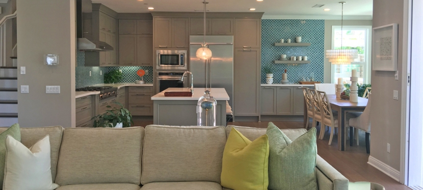 New Homes in Beacon Park Irvine – Oakmont Model Homes