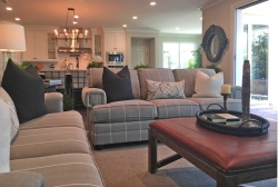 Great Room Feel Model Home Oakmont Plan 3 Beacon Park Irvine