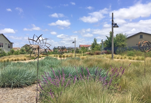 Whirligigs Common Area at Pavilion Park Irvine