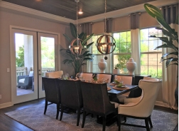 Dining Room in Juniper Plan 1 Beacon Park Irvine