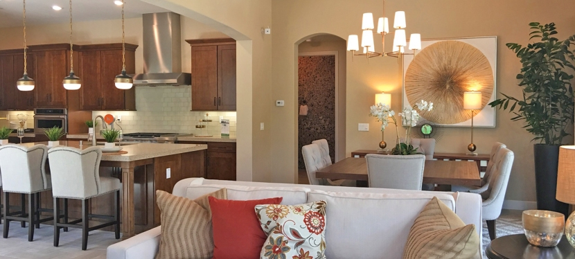 New Homes in Beacon Park, Irvine – Juniper Model Homes