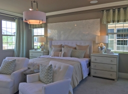 Master Bedroom Juniper Plan 3 Beacon Park Irvine