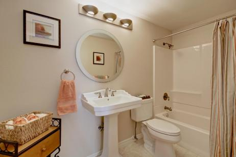 Remodeled Second Full Bath