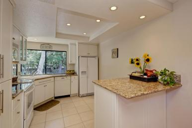 Updated and Remodeled Kitchen with Views