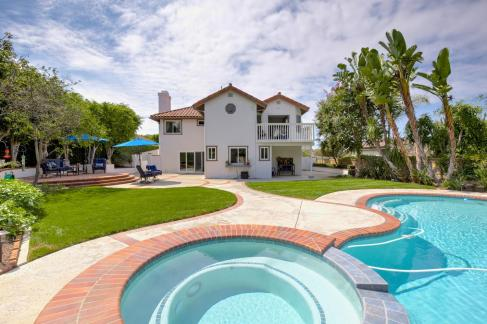 27361 Capricho Mission Viejo Pool Home for Sale