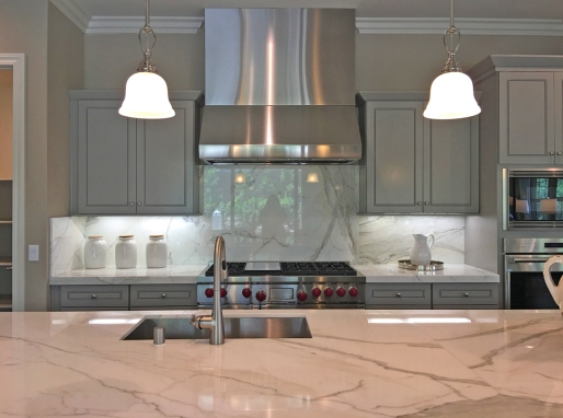 Granite Counter Tops and Granite Backsplash