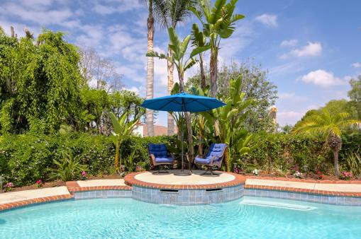 Raised Patio Pool Home in Mission Viejo