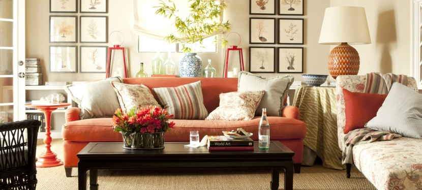 Keep the Warmth Inside When Staging Your Home to Sell