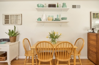 Mission Viejo Home Kitchen Staging