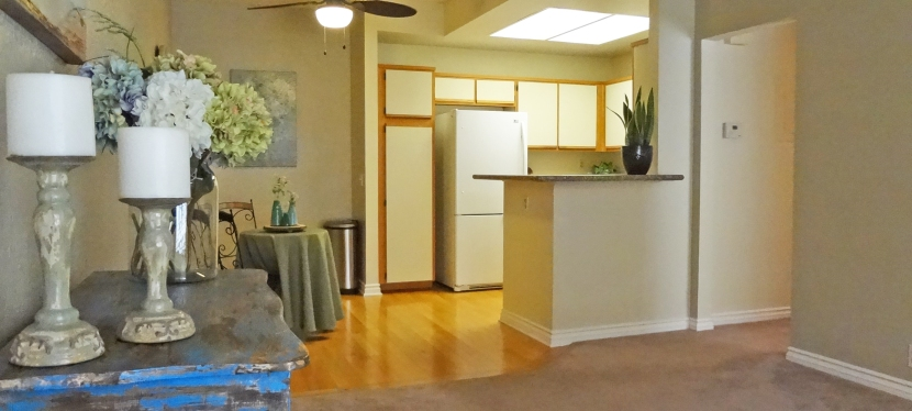 Single Level Condo in Rancho Santa Margarita Open House