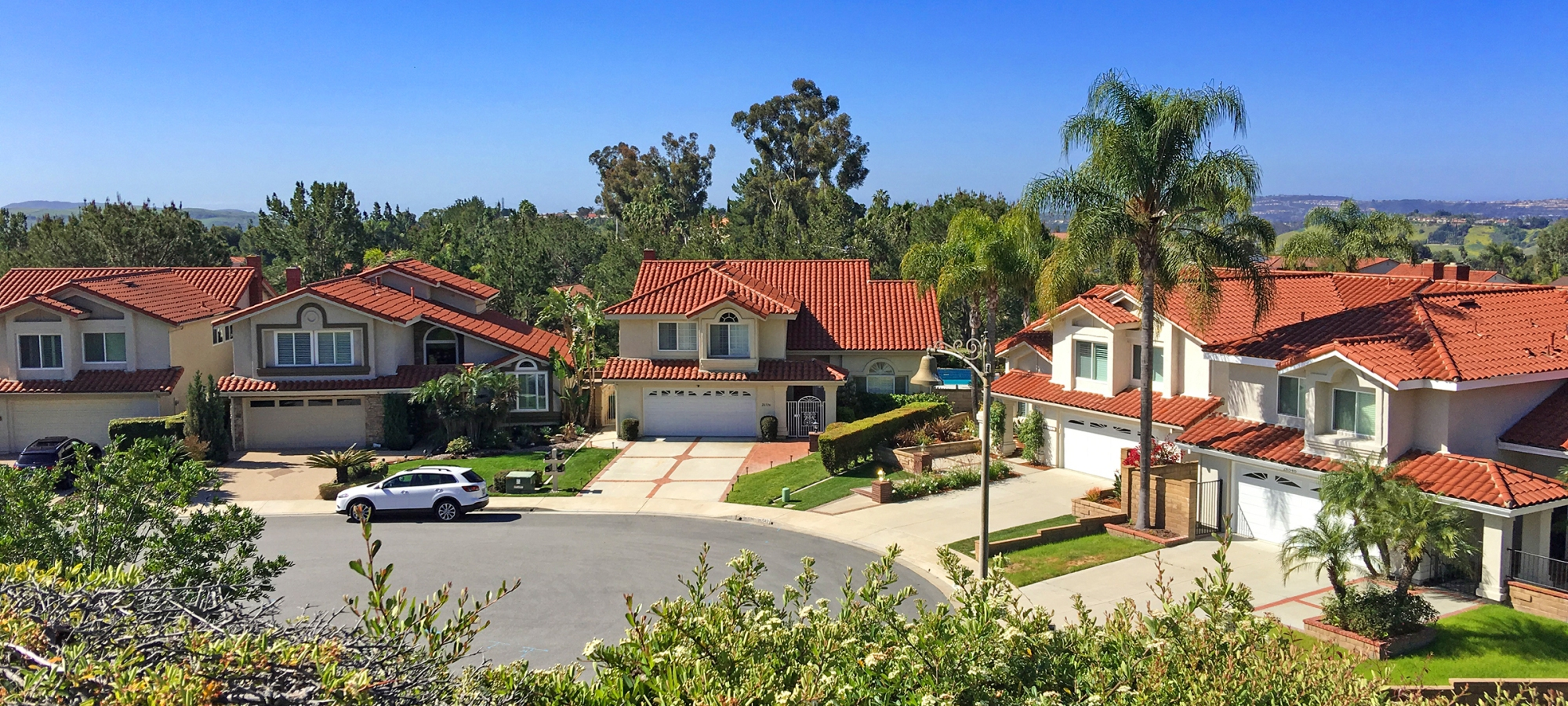 Orange County Homes Market Values