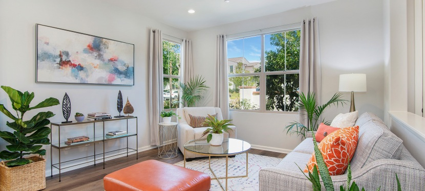 Staged and Sold inIrvine