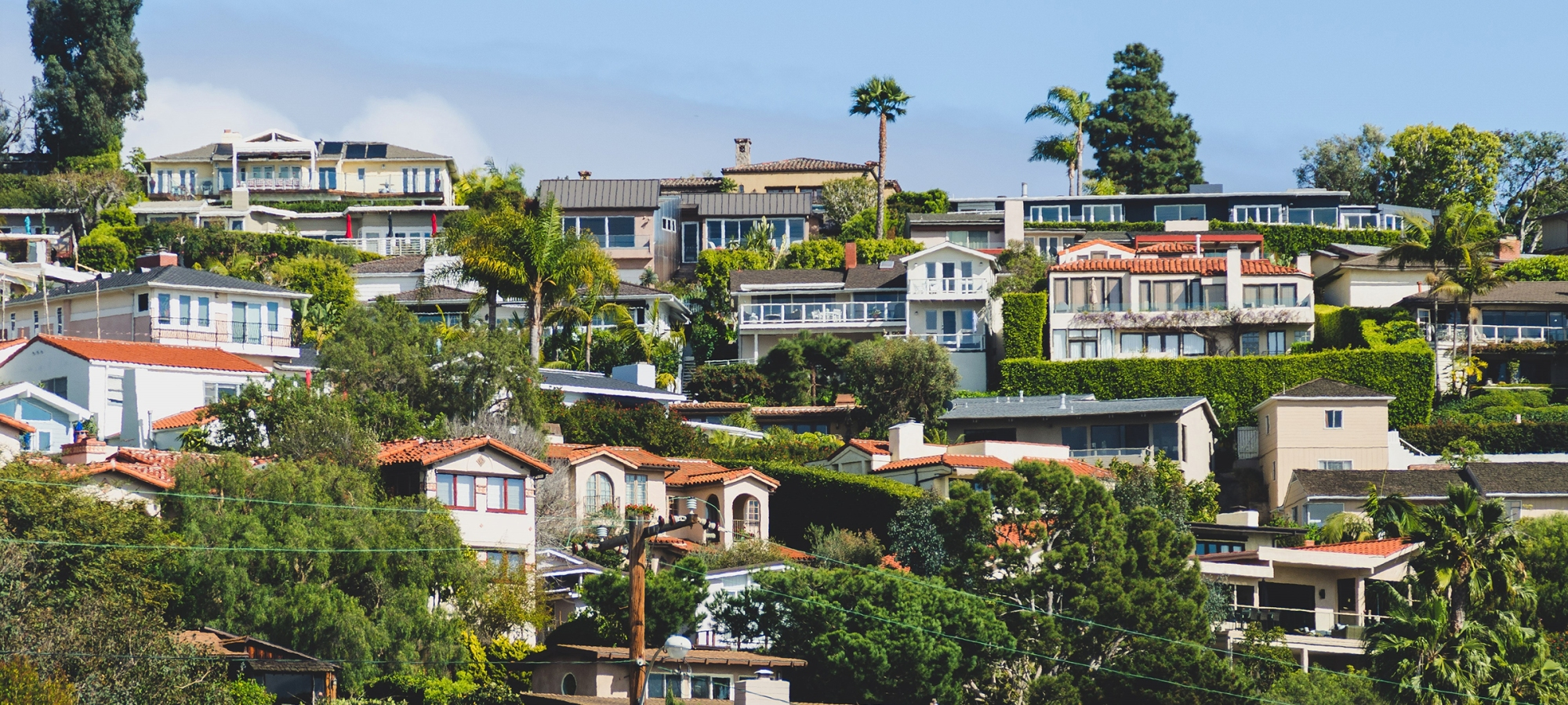 Laguna Beach Homes will ther be a foreclosure wave